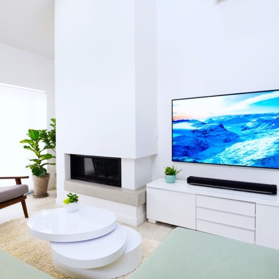 """65"""" LG OLED ULTRA HD 4K Smart TV with Sonos 5 channel surround system. Watch your favorite shows/movie on Netflix, Hulu, YouTube etc."""