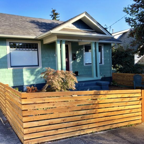 Newly renovated 1927 Portland Bungalow. Isn't it cute?!